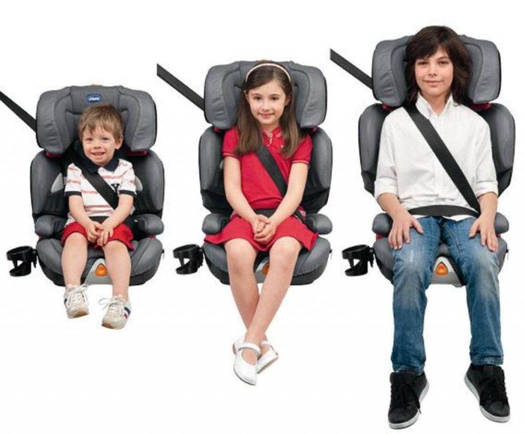 Покупка детского автокресла - на что обратить внимание
