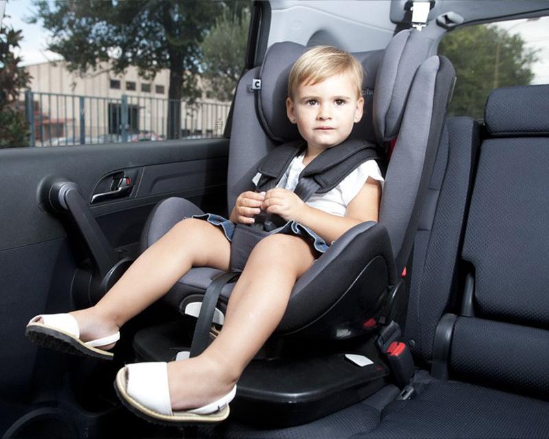 Какое автокресло купить для ребенка